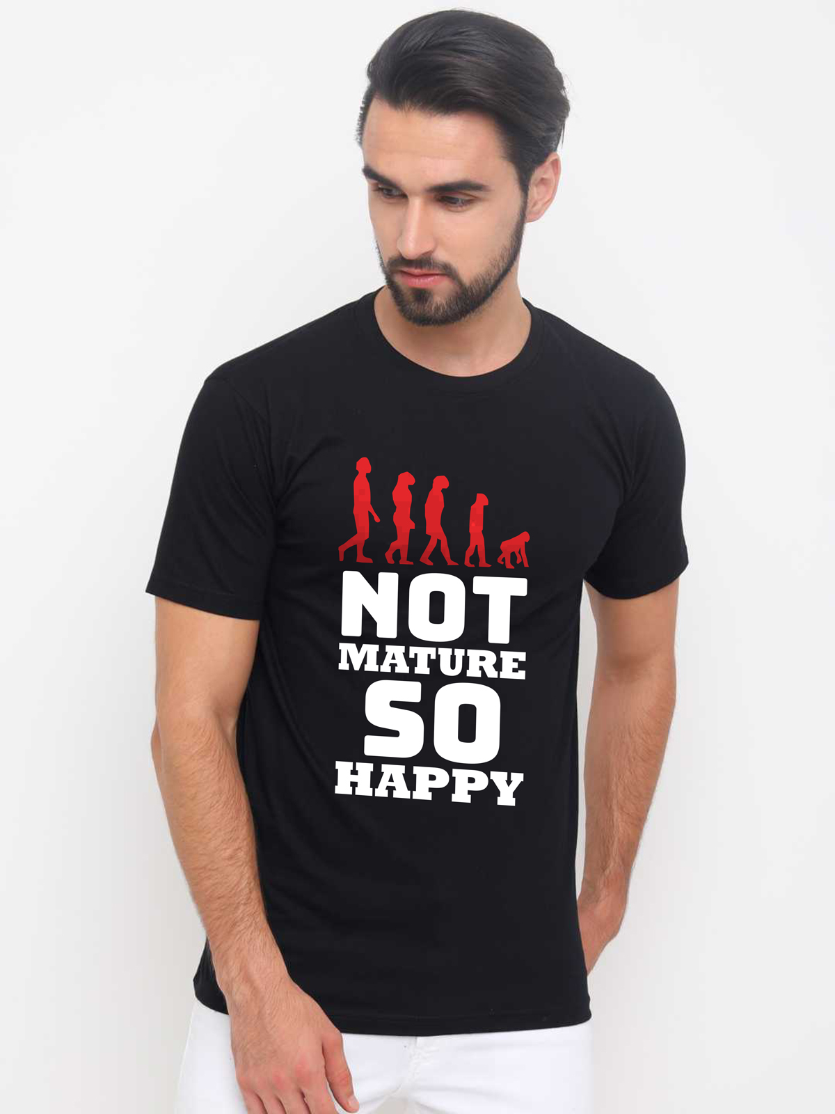 Men Printed T-Shirts