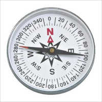 Analog Magnetic Compass