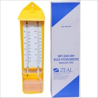 Comet Wet And Dry Thermometer