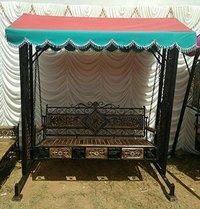 Handicraft Garden & Balcony Swing/Garden Jhula(Portable)