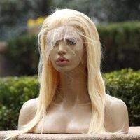 360 Blond straight Wig