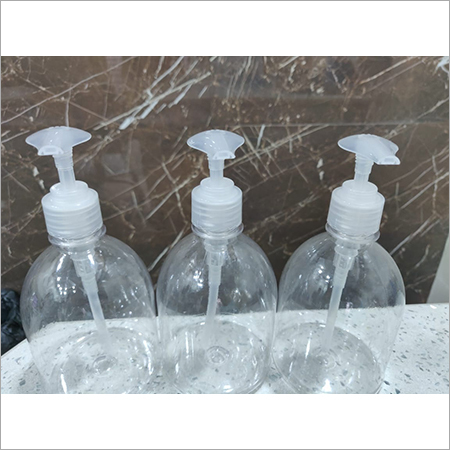 Plastic Pump Bottle