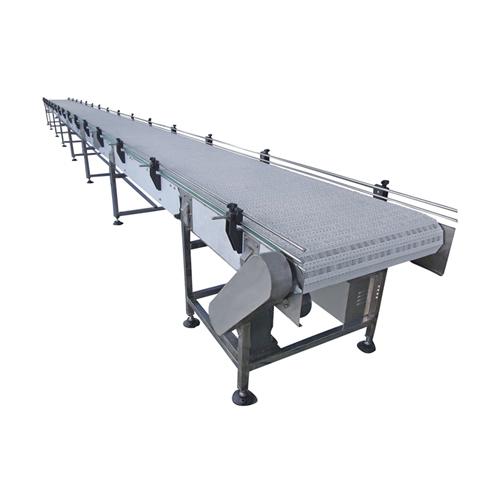 Plastic Modular Mesh Belt Conveyor