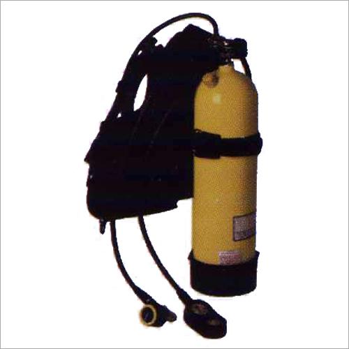 Scuba Diving Oxygen Tank