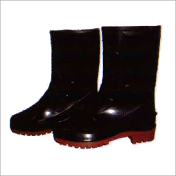 Safety Gumboot Black