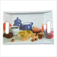 Printed Melamime Serving Tray