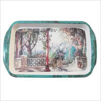 Melamine Coffee Tray