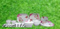 32 Piece Melamine Crockery Set