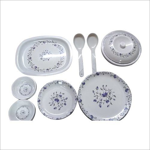 Melamine Crockery Set