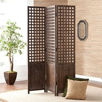 Wooden Handcrafted Home Décor Partition/Room Divider/Separator for Living Room/Office