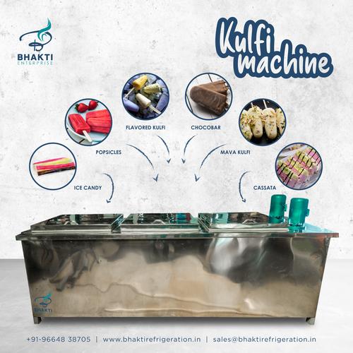 Commercial kulfi machine