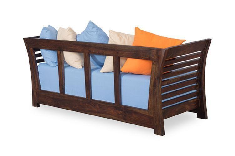 Wooden Sofa set Tesseract