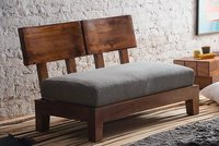 Solid wood Sofa Set Bluger