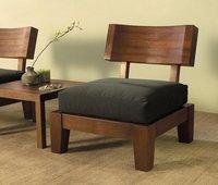 Solid wood Sofa Set Bluger
