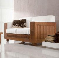 Wooden Sofa Set Czar