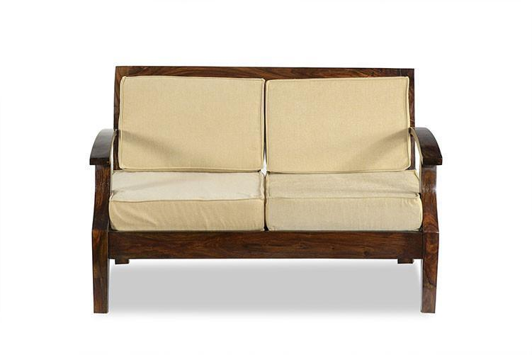 Solid wood Sofa set Camber