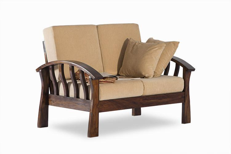 Solid wood Sofa set Monarch