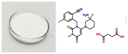 Trelagliptin succinate,SYR-472 1029877-94-8