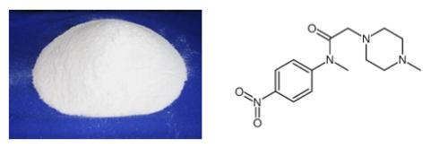 N methyl 2 (4 methylpiperazin 1 yl) N (4 nitrophenyl)acetamide