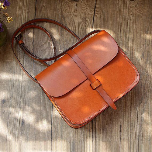 Unlined Leather Ladies Bags