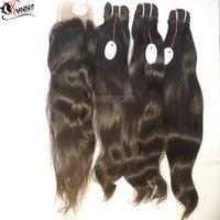 Natural Virgin Brazilian Remy Human Hair