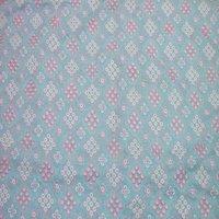 Cotton Embroidered Fabrics