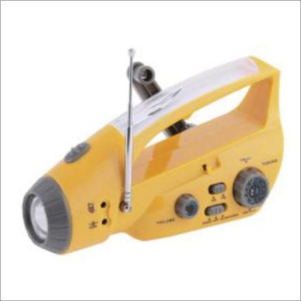 Dynamo Radio Flashlight XLN 288D
