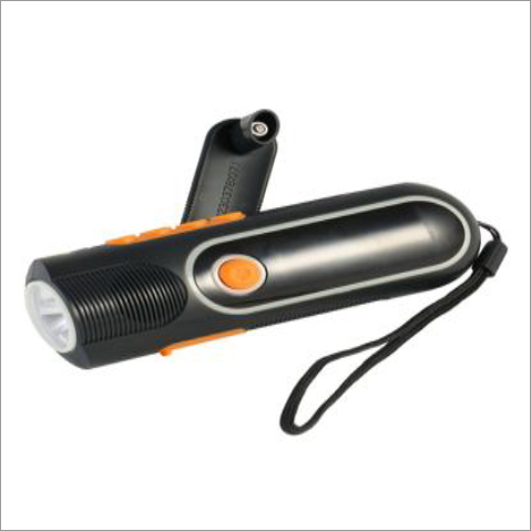 Dynamo multifunction Flashlight