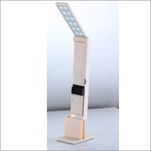 Crank Radio Table Lamp With Power Bank