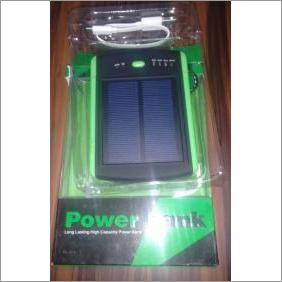 Capacity 4000mah Solar Power Bank