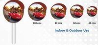 CONVEX MIRRORS FOR INDOOR & OUTDOOR USE