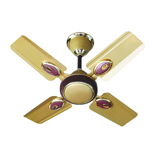 220 to 230 Volt (v) 24 inch 4 Blade Ceiling Fan