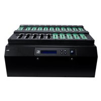 1-15 PCIe SSD (M2/U2) Duplicator and Sanitizer-PE1600
