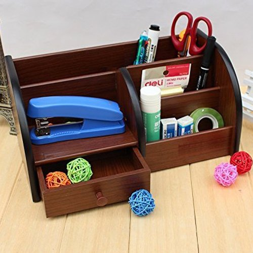 Wooden Pen Stand Pen Holder
