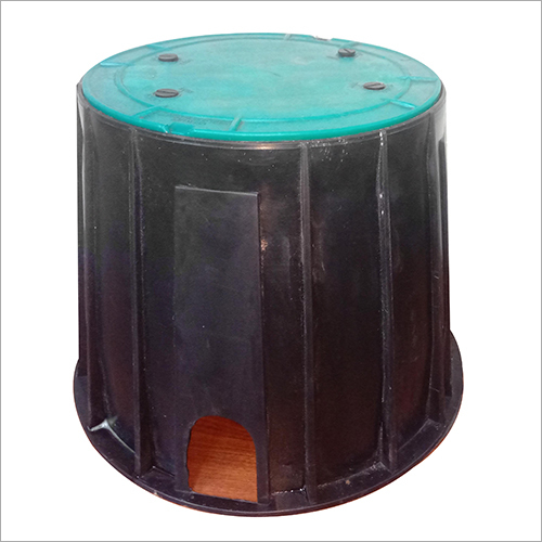 Polymer Round Earth Pit Big Size