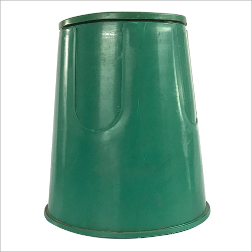 Polymer Round Earth Pit Small Size