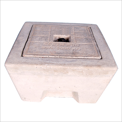 Concrete Earth Pit  Type A