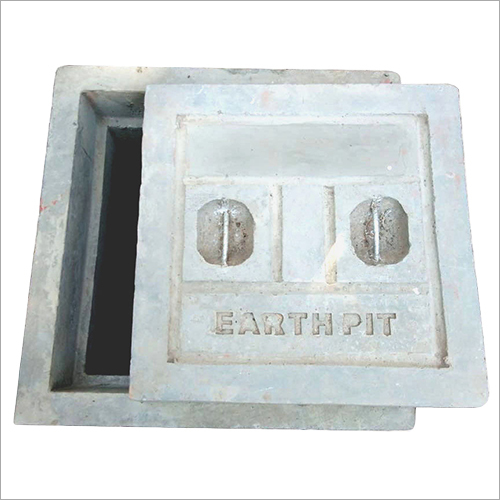 Concrete Earth Pit Type D