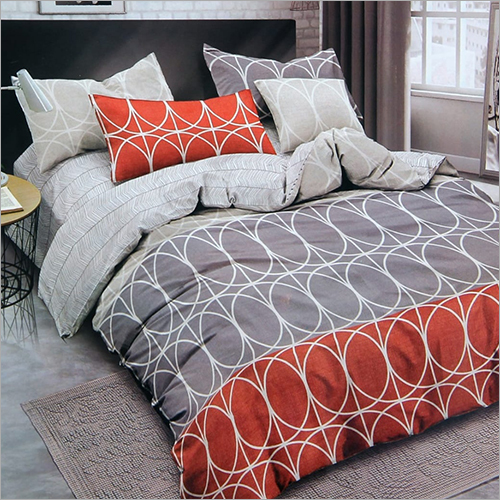 4 Piece Double AC Quilt Set
