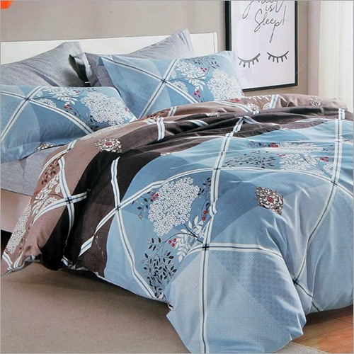 4 Piece AC Double Quilt Set