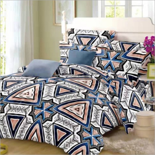 Foldable Double Bed Quilt Set
