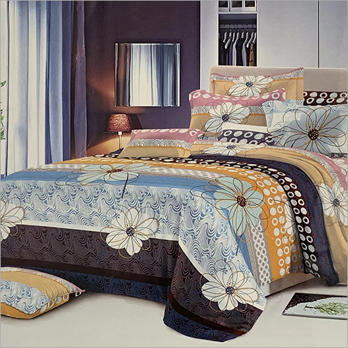 Double Bed Blossom Quilt