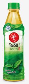 Green tea drinking water (OISHI)