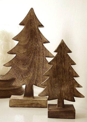 Wooden Christmas Tree