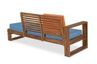 Solid wood modular Sofa