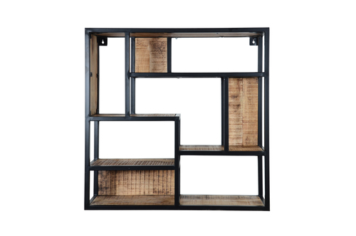 Square Wall Rack