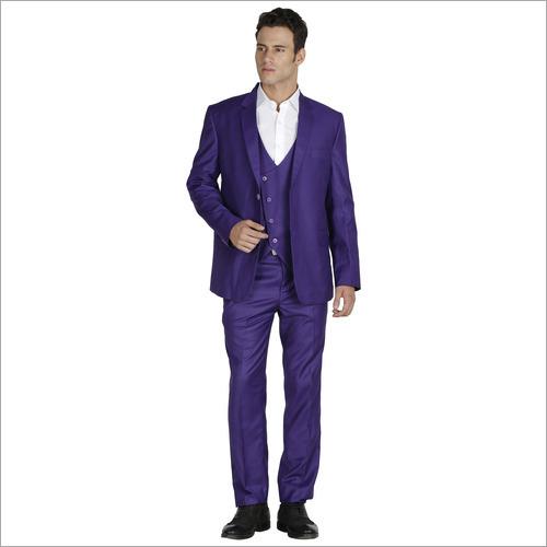 Mens Stylish 3 Piece Suit
