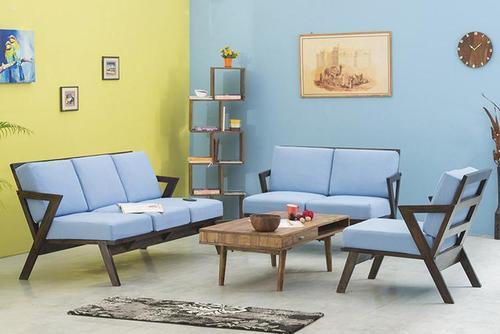 Solid wood  Sofa set Croker