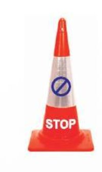 Traffic Cones With Message