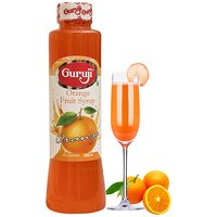 Orange Fruit Syrup